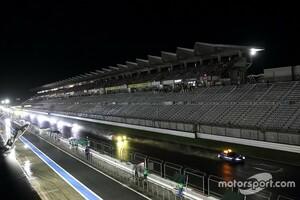 【スーパー耐久】富士24時間レース 4時間30分の中断を経てレース再開するも、悪天候が続く。スタートから9時間を経過し81号車DAISHIN GT3 GT-Rが総合トップ