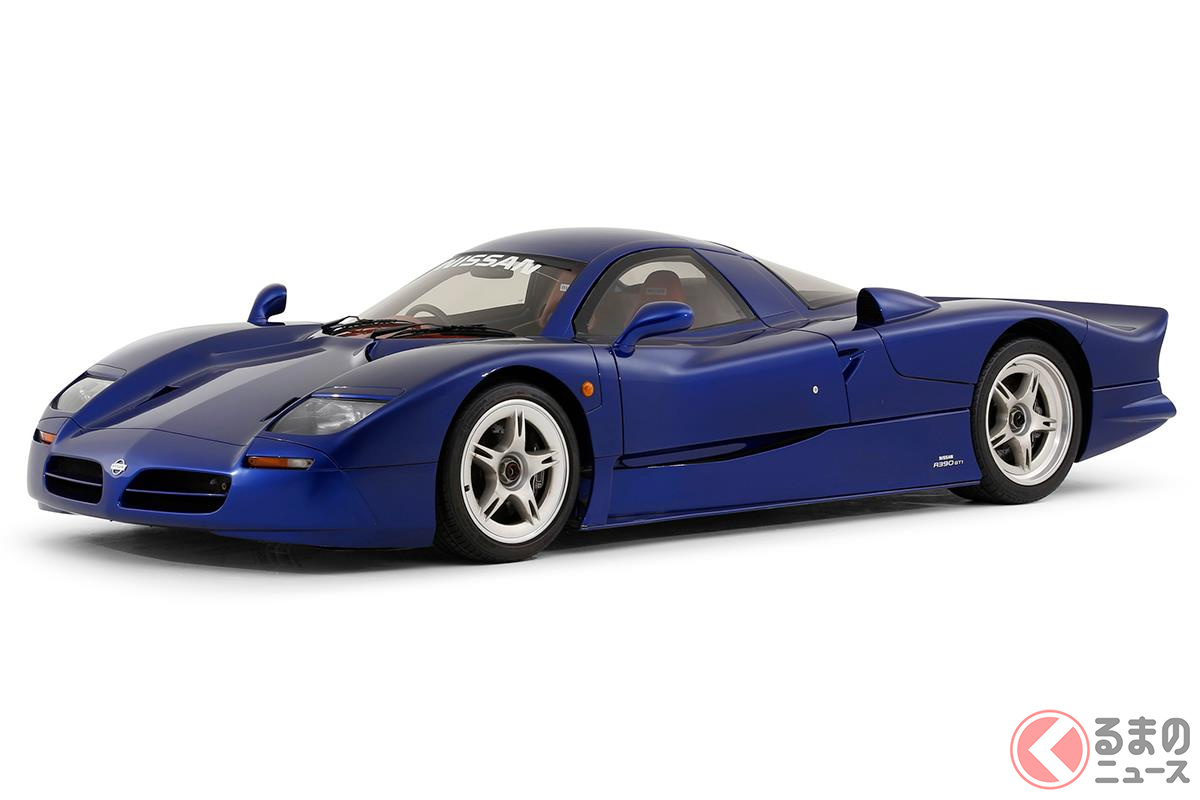 ジツは「GT-R」だけじゃない! 日産が誇るスーパーマシン5選
