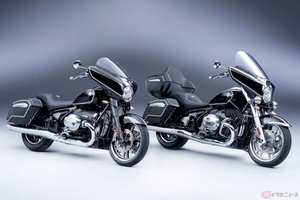 BMW Motorrad「R18トランスコンチネンタル/R18 B」予約開始 2021年10月頃より納車