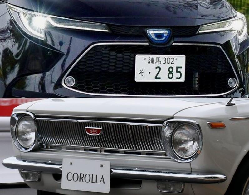 誕生から半世紀以上 名門車名「カローラ」が今も使われ続ける理由と強さ
