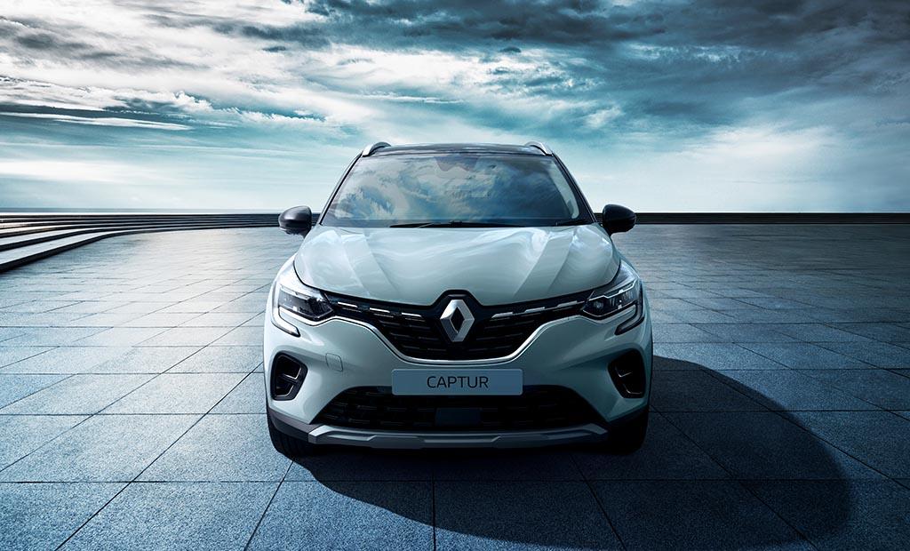 ダイナミックで躍動的なデザインへと進化したルノーの新型SUV「キャプチャー」