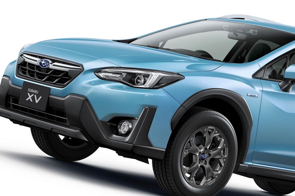 【専用アルミとラグーンブルー】スバルXVに特別仕様車、スマートエディション