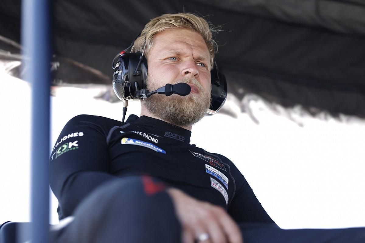 ケビン・マグヌッセン、ロード・アメリカでインディカーデビュー。負傷したローゼンクヴィスト代役