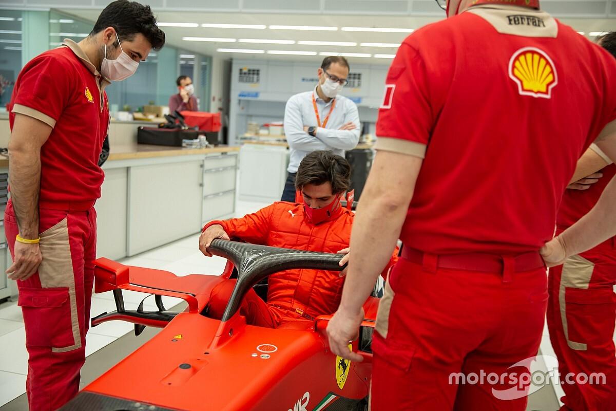 フェラーリ、サインツJr.やFDA勢計7人がプライベートテスト参加へ。昨年F2王者争いのアイロットも
