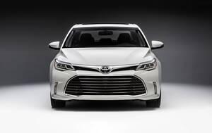 さらば!トヨタの大型FFセダン──トヨタ・アバロン生産中止へ