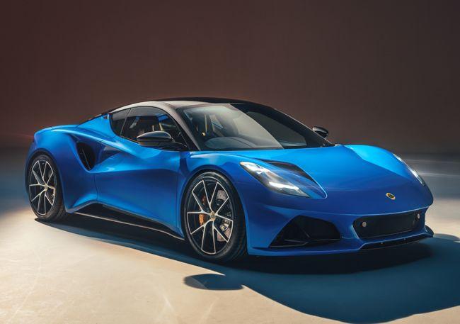 ロータスが最後のミッドシップエンジン・スポーツカーとなる「エミーラ」を発表