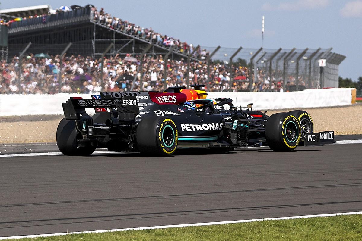 イギリスGP大クラッシュ、間近で見ていたルクレールの見解は「レーシングインシデント」