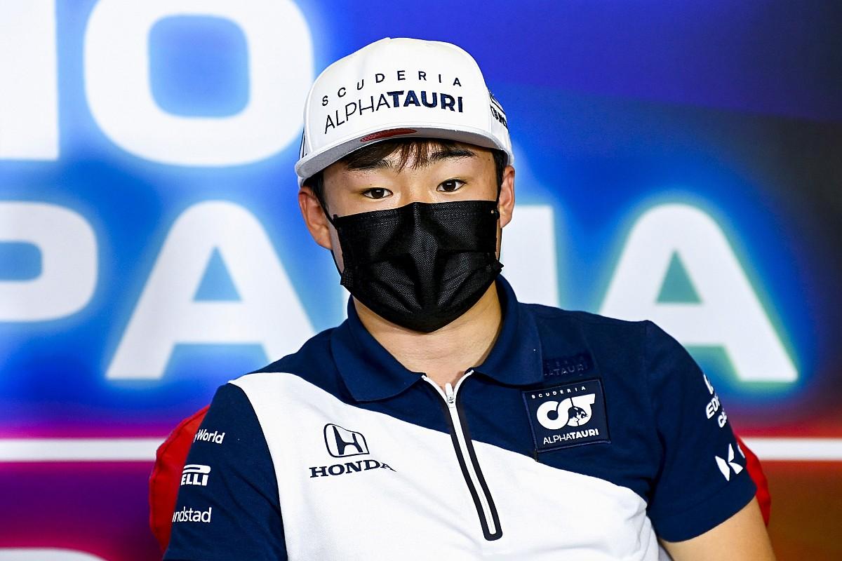 角田裕毅、苦戦のF1ポルトガルGPを振り返る「僕はまだF1に慣れていないと分かった」
