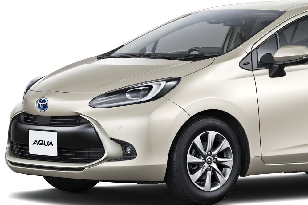 【フルモデルチェンジ】トヨタ新型アクア 価格/サイズ/内装が判明 バイポーラ型電池に進化