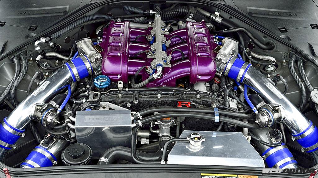 「トップチューナーの愛車は1000馬力のR35GT-R!」最初期モデルをベースに最強ストリート仕様を構築