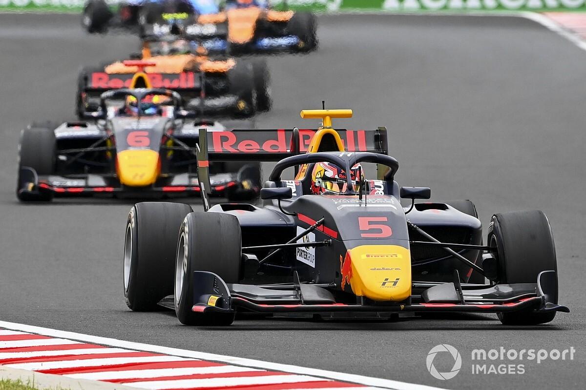 【FIA F3】参戦決定の岩佐歩夢「良い結果を残せるように全力を尽くす」……ハイテックはレッドブルと関係強化