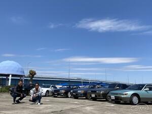 土屋圭市と大井貴之が 80~90年代の日産車を徹底試乗!S13シルビアにフェアレディZ,、スカイライン R32 GT-R、タイプM、ブルーバードにセフィーロ!
