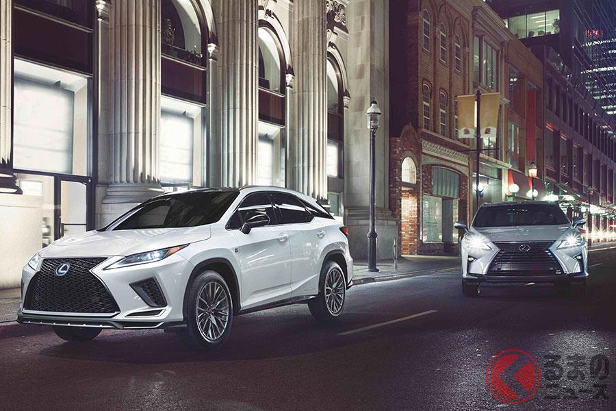 レクサス「RX」の無料自動運転タクシー登場! 近未来の生活が米国で始まる?