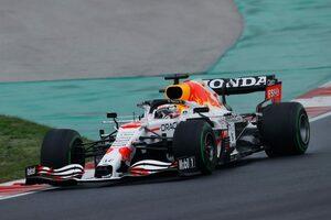元F1ドライバーのウエーバー、フェルスタッペンの好走を評価も「レッドブルはメルセデスのペースに対処すべき」