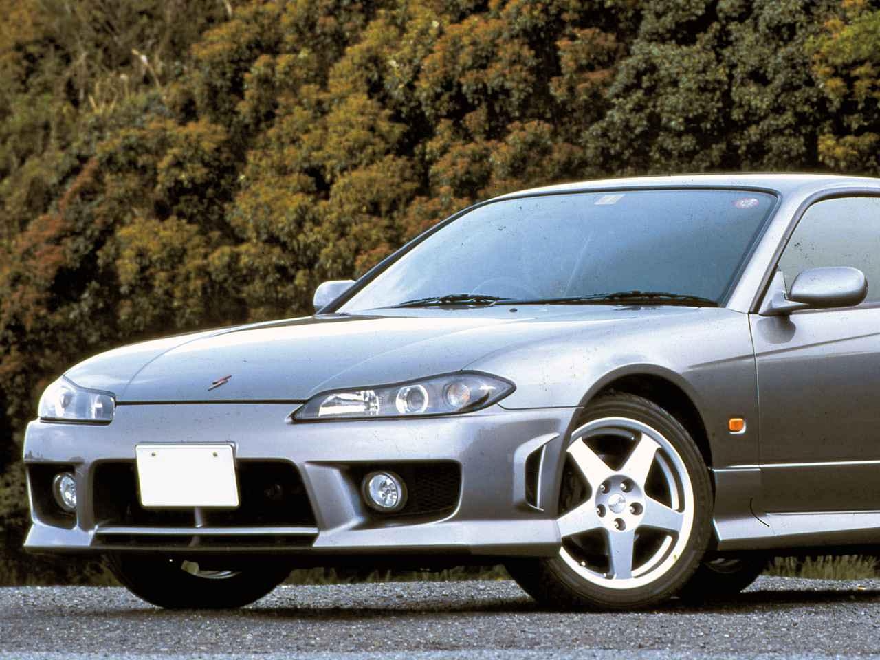 【平成スポーツPVランク第5位】日産 シルビア(S15型:1999年1月発売)