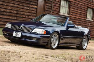 フェラーリと同じくらい高価だった! AMGチューナー時代の遺産「SL70AMG」とは?