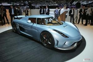 ケーニグセグ、EV版サーブの「NEVS」と提携へ ハイパーカー開発を加速
