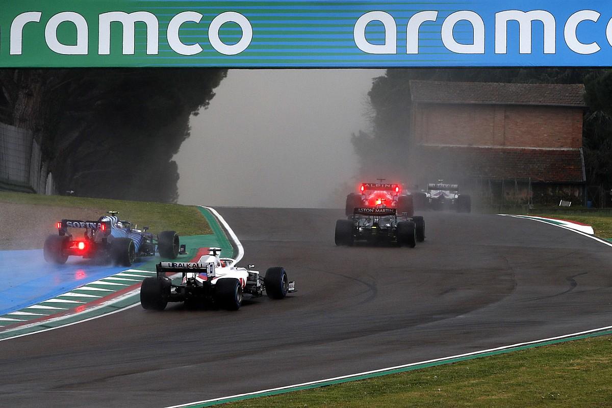 「マゼピンのことが見えていなかった」ウイリアムズのラティフィ、予選の好結果活かせず悔しい0周リタイア F1エミリア・ロマーニャGP