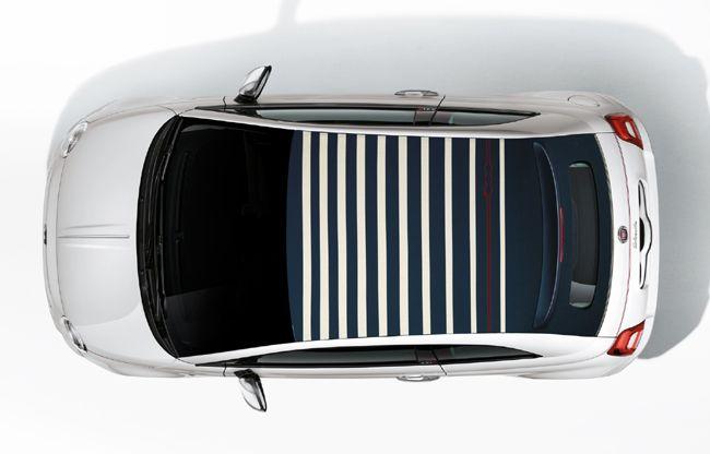 """イタリアの""""甘い生活""""を表現した優美な内外装を纏うフィアット500/500Cの限定モデル「Dolcevita(ドルチェヴィータ)」が日本上陸"""