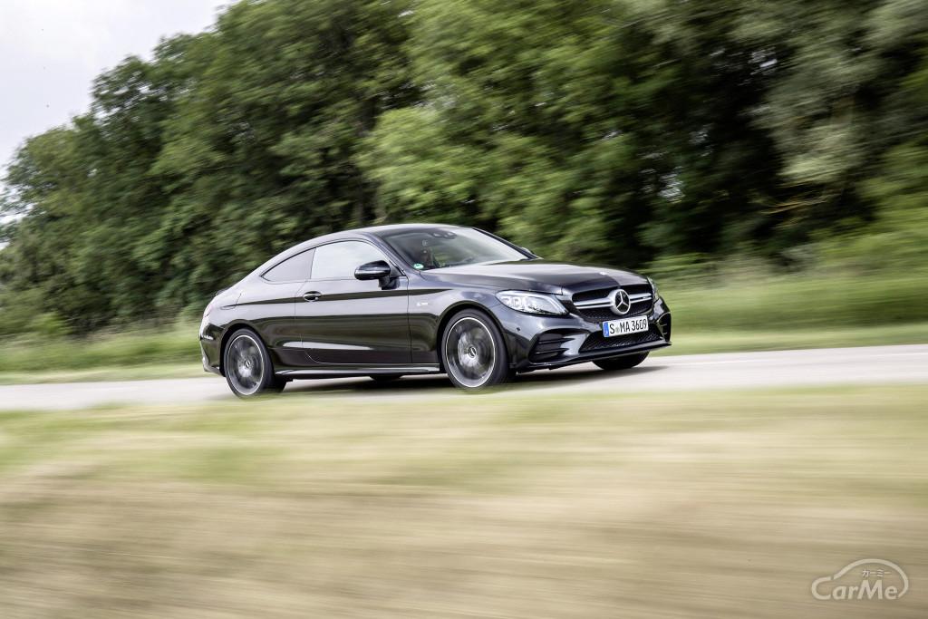 BMW 4シリーズ・クーペはライバルに勝てるのか?!メルセデスベンツ Cクラス・クーペと徹底比較