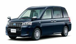 より快適かつクリーンな移動空間を提供する改良版トヨタJPN TAXIがデビュー