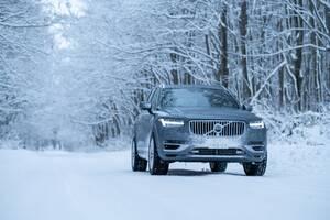 雪が似合う北欧のSUV──ボルボXC90雪上試乗記