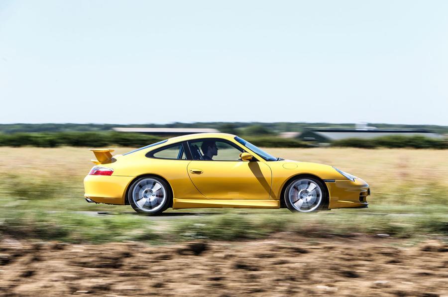 【996+997+991】ポルシェ911 GT3 3世代比較試乗 前世代の集大成を再確認 後編