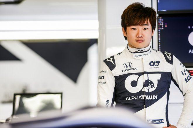 角田裕毅「ハンガリーはタフな戦いになると思うが、準備はできている」F1第11戦プレビュー