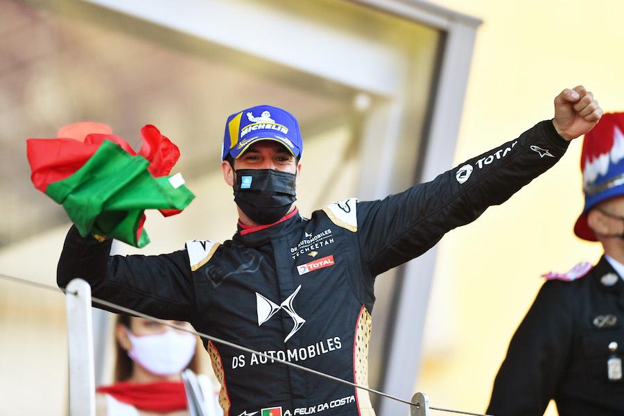 フォーミュラE 第7戦 モナコ F1コースで開催し最終ラップの劇的ドラマ