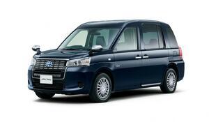 トヨタがJPN TAXIの一部改良を実施〈ジャパン・タクシー〉