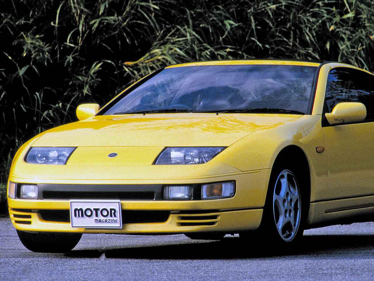 【平成スポーツPVランク第8位】日産 フェアレディZ 300ZX(Z32型:1989年7月発売)