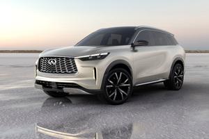 インフィニティの次世代SUVを示唆する「QX60モノグラフ」が登場!