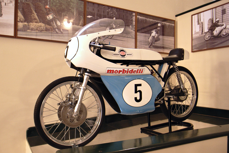 少年時代の夢を実現した、G.モルビデリの人生──珠玉の1950年代イタリアンモーターサイクル Vol.1