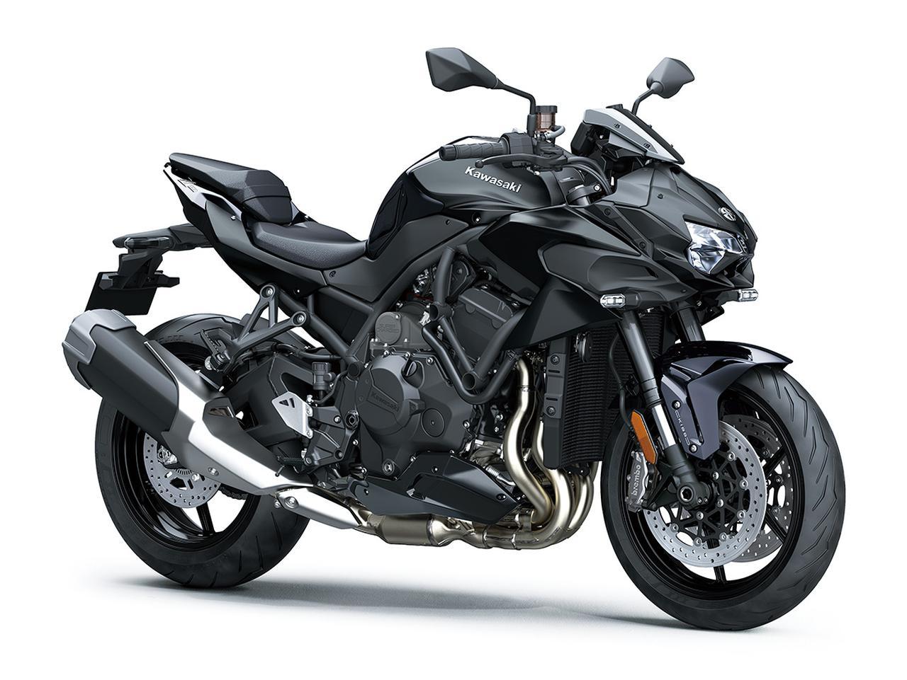 カワサキ「Z H2」【1分で読める 2021年に新車で購入可能なバイク紹介】