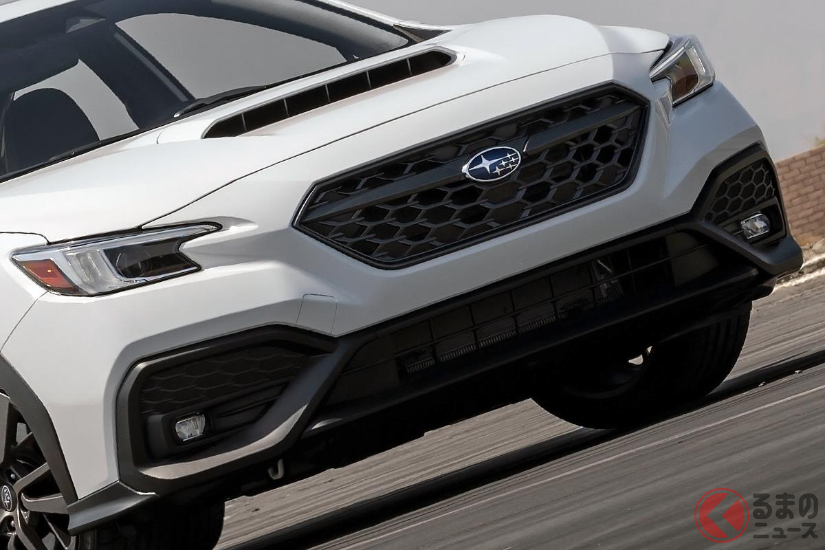 スバル新型「WRX」登場でセダンに熱い視線か? 最新4WDスポーツセダン3選