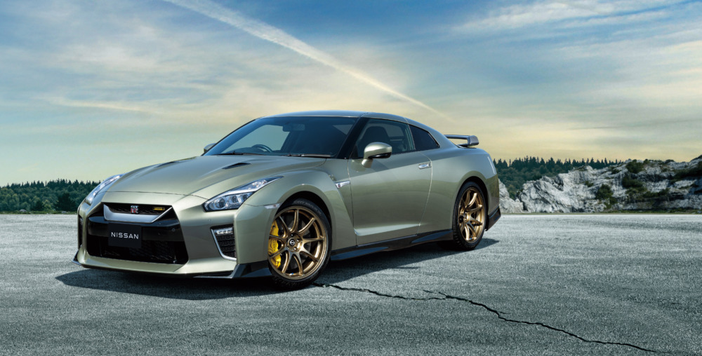 【詳細/価格は?】日産GT-R 2022年モデル発表 特別仕様車2つの「Tスペック」も