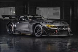 【鈴鹿1000kmウィナー】630万円で落札 予想より安く BMW Z4 GT3(2014年) BHオークション