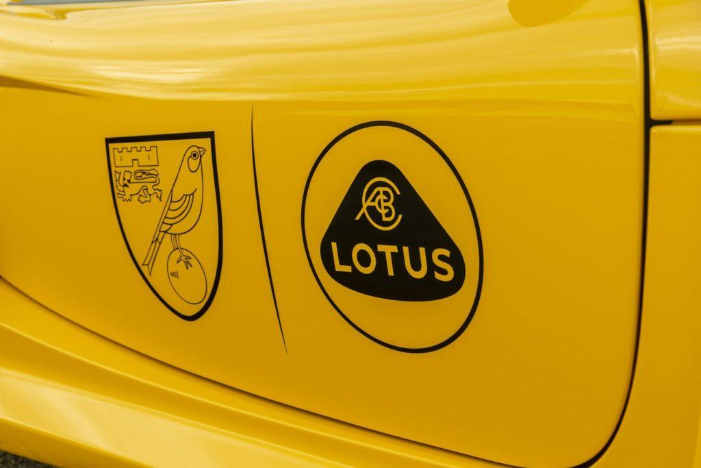 ロータスが英プレミアリーグ「ノリッジ・シティFC」の公式パートナーに。新ロゴにも注目!