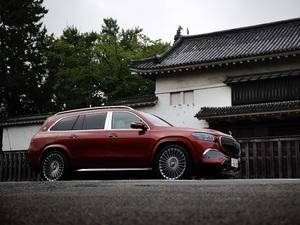 西川淳の「SUV嫌いに効くクスリをください」 メルセデス・マイバッハ GLSの巻