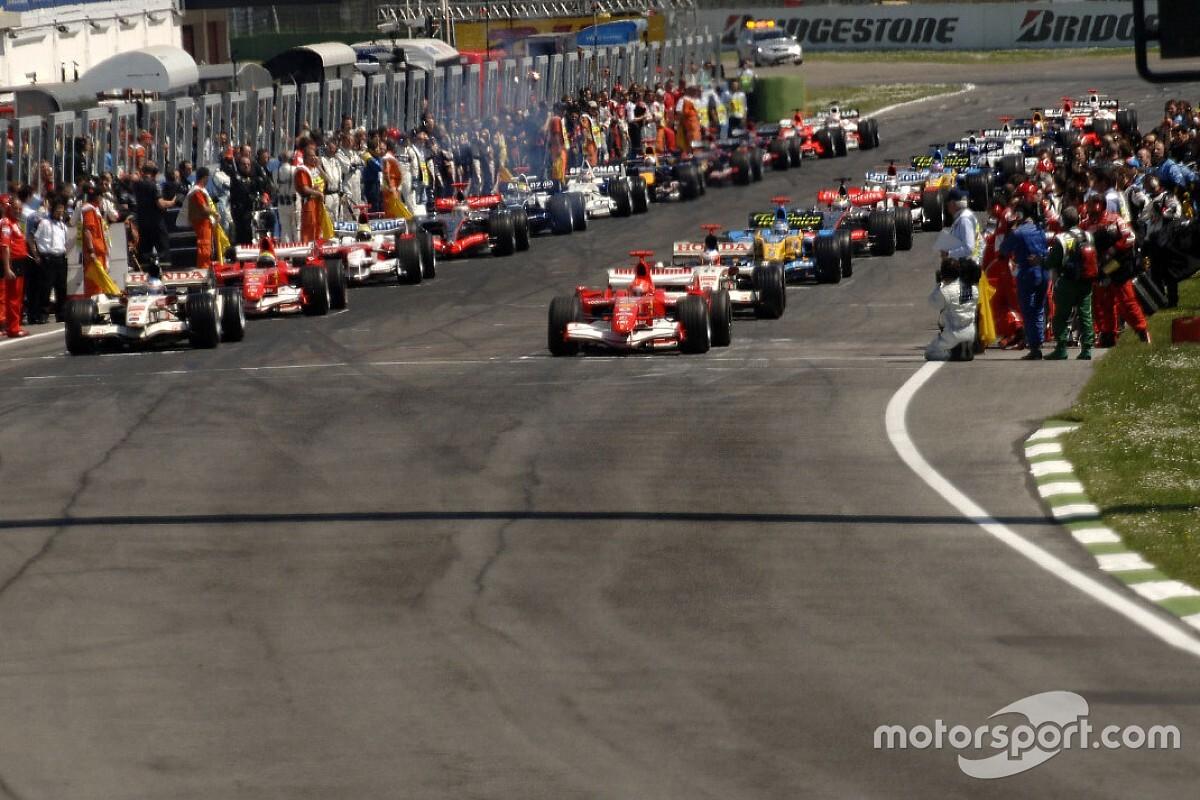 イモラで開催のF1エミリア・ロマーニャGP、イタリア政府の指示で急きょ無観客開催に