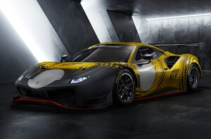 フェラーリ、サーキット専用車「488GTモディフィカータ」を発表