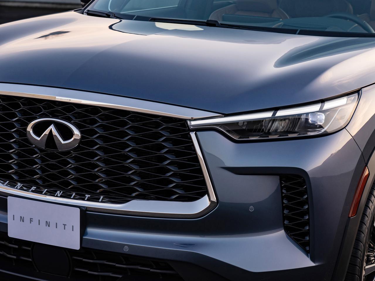 インフィニティが新型QX60を発表。2021年秋より北米市場を皮切りに販売開始