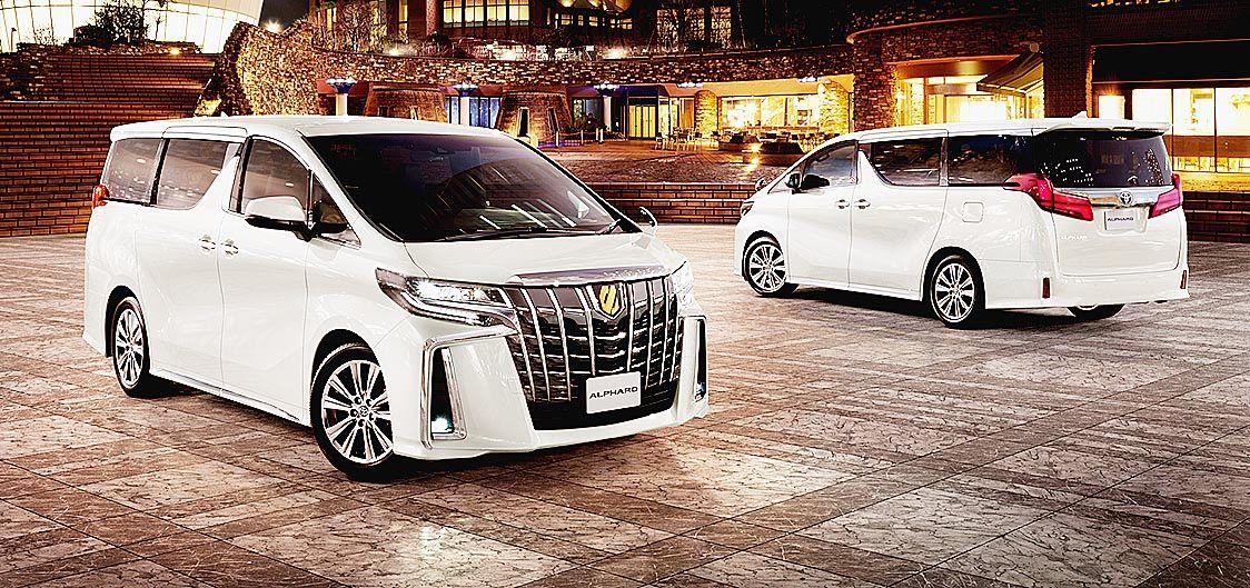 トヨタ、「アルファード/ヴェルファイア」を一部改良 特別仕様車「SタイプゴールドII」設定