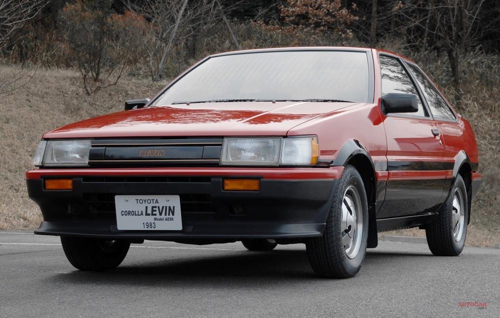 【個性派ぞろい】トヨタ・カローラの派生車 歴史に消えた6モデル