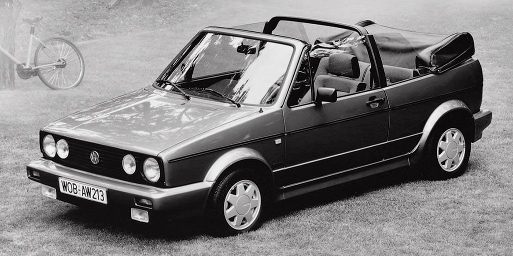 VWゴルフ・カブリオ日本仕様の足跡を追う【VW GOLF FAN Vol.10】