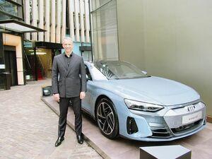 アウディジャパン、新型EV「イートロンGT」受注開始 「次世代アウディのアイコンとなる特別なモデル」
