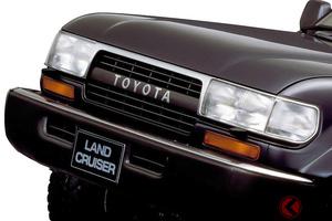 ネオクラシックなクロカン車はいま見ても魅力的! 往年の高級SUV5選