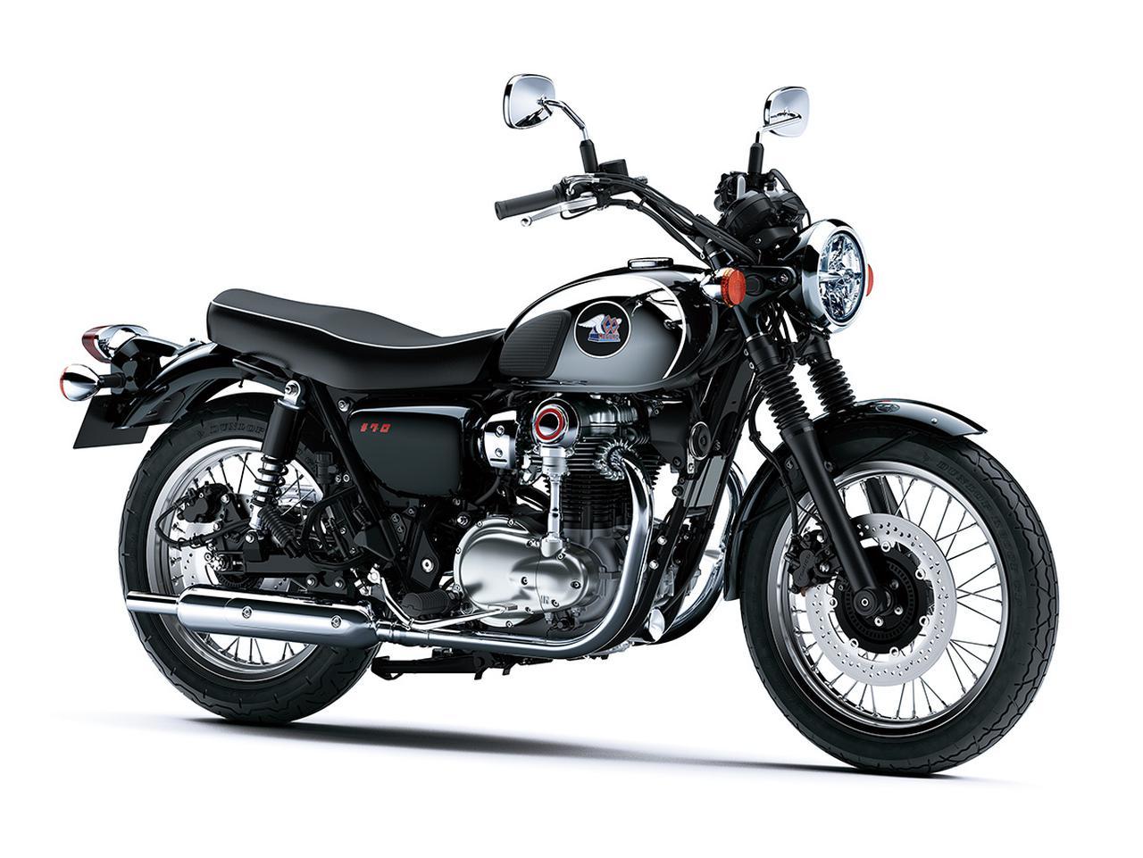 カワサキ「メグロK3」【1分で読める 2021年に新車で購入可能なバイク紹介】