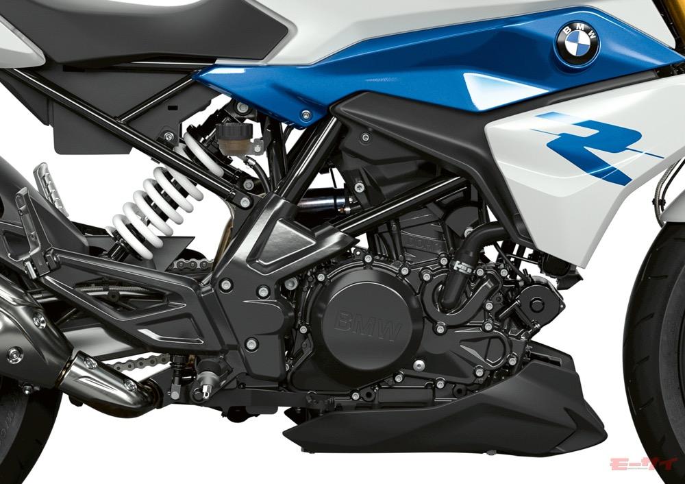 【新型G310R徹底解説】「普通二輪で乗れるBMW」が初モデルチェンジ、63万7000円で6月デリバリー開始