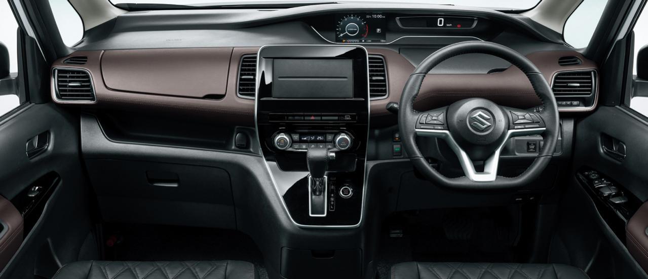 スズキの5ナンバーミニバン「ランディ」が一部仕様変更で先進安全装備が拡充! 3月4日発売で税込255万5300円から